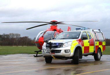 وسایل نقلیه سریع تر و کوچک تر نجات و آتش نشانی
