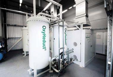 فناوری حفاظت از حریق با کاهش سطح اکسیژن