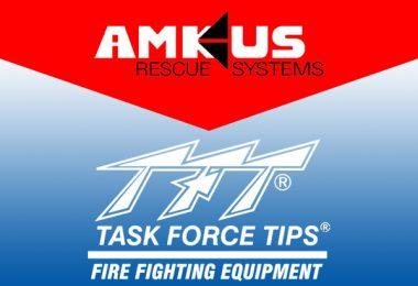 تجهیزات نجات Amkus را دیگر از  Task Force Tips بخواهید