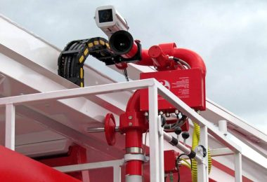 آیا عصر تشکیلات آتش نشانی روباتیک فرارسیده است؟