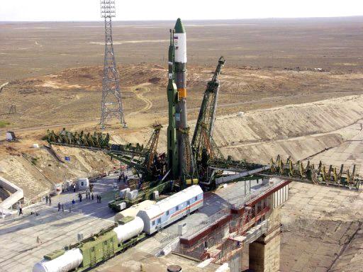 مرکز فضایی Baikonur Cosmodrome