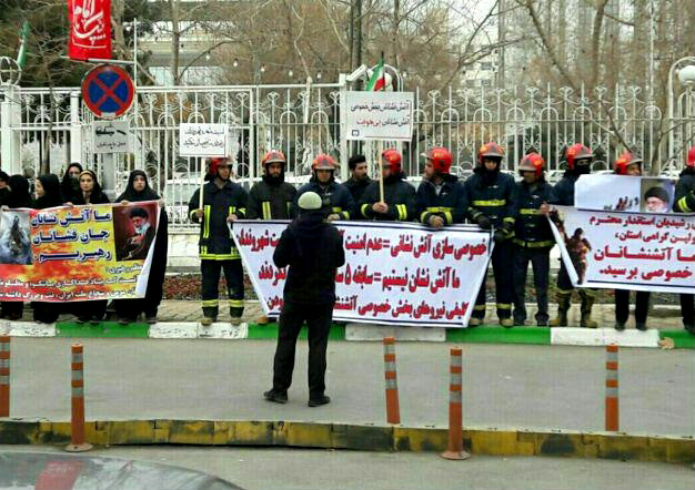تأمین جانی شهروندان کلانشهر مشهد در دستان پیمانکاران!