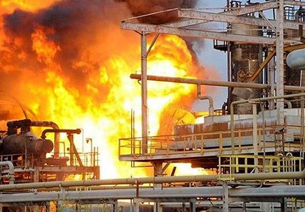 ۱۳ عامل موجب ایجاد آتش سوزی پتروشیمی بوعلی سینا شد